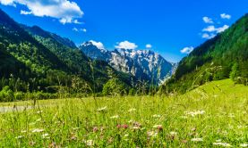 Scenic Wonders of Slovenia